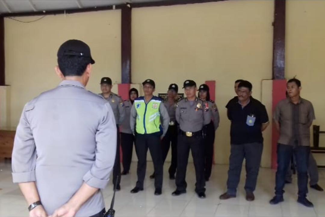 Polsek Tambora Tangkap Pria Pembawa Sabu Saat Gelar Pengaturan Lalin
