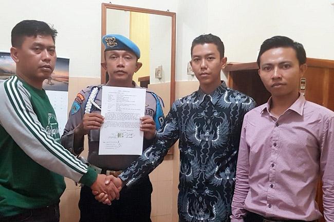 Insiden Advokat Magang Diselesaikan di Propam Polres Banyuwangi