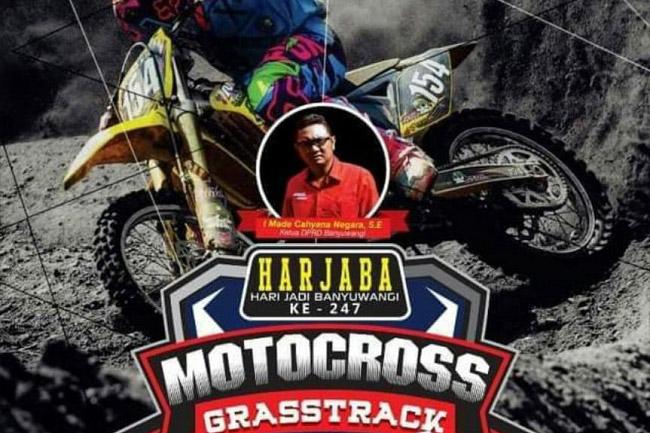 Grand Final Motocross dan Grasstrack 2018 Berlangsung Sengit