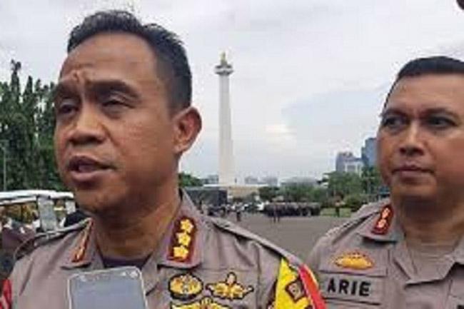 Kapolres Jakarta Pusat: Blokade Jalan Thamrin Sudah Dibuka