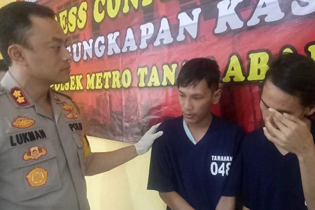 Dua Orang Pengamen Waria Pelaku Pencurian Ditangkap Polisi