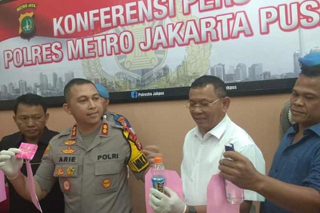 Tiga Pelaku Perampokan dan Pencabulan Ditangkap Polres Metro Jakpus
