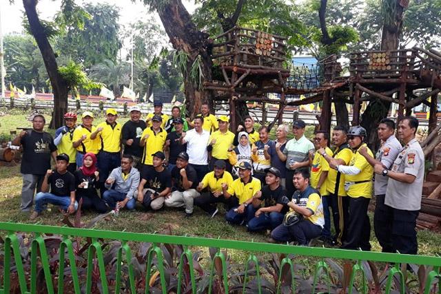 Kapolsek Tanjung Duren Pimpin Pelaksanaan Pengamanan HBKB