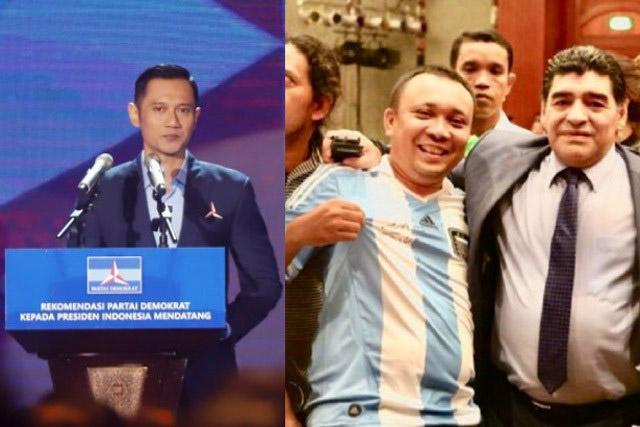 DPP KNPD: AHY Jadi Ketua Umum Partai Demokrat, Ketum Termuda